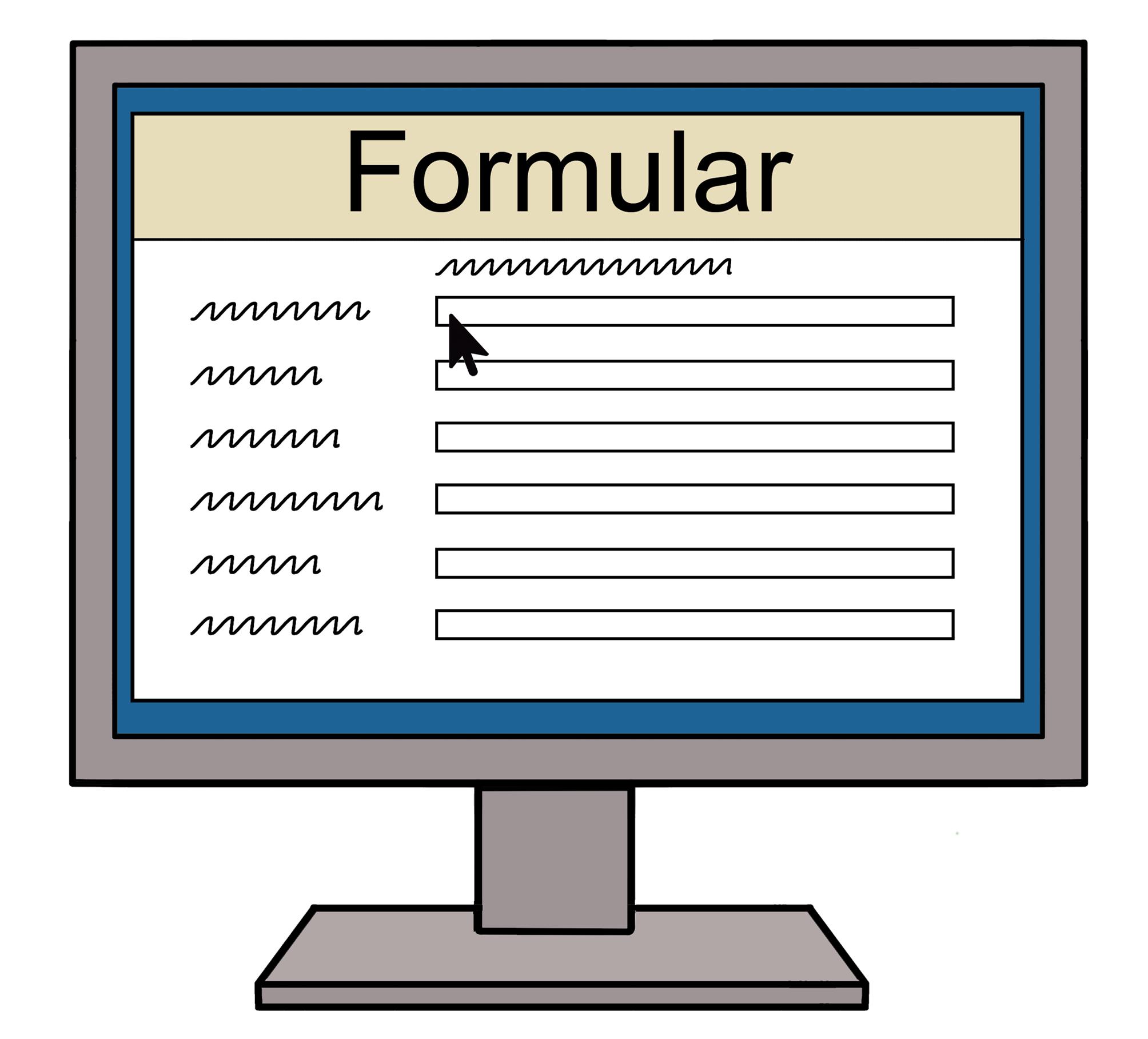 Kontakt Formular